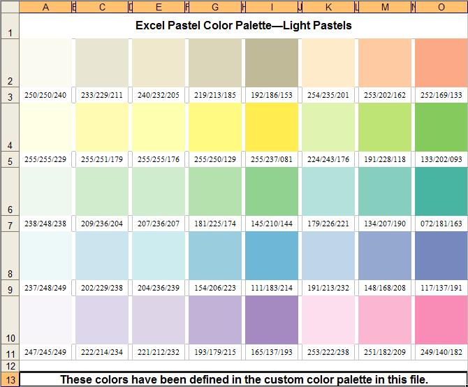 Excel_Pastel_Color_Palette